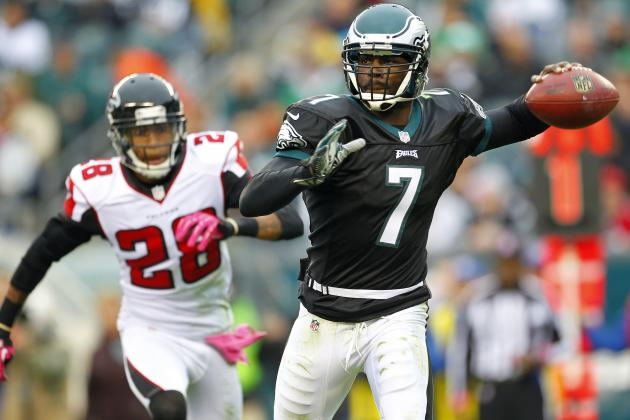 Would Starting Nick Foles over Michael Vick Really Solve Eagles' Problems?