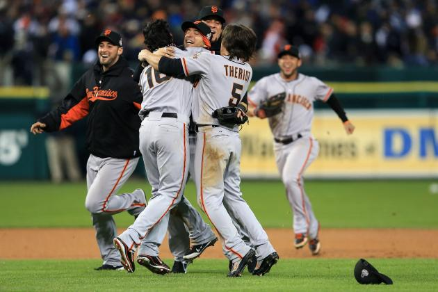 World Series 2012 Ratings: Giants' Epic Run Isn't Reflected by Low Numbers