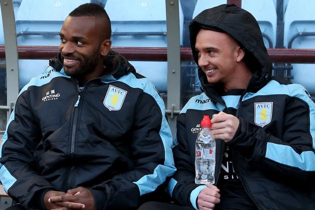 Darren Bent Not Thinking About Aston Villa Exit Despite Liverpool Interest