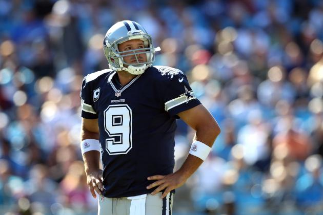 Could Tony Romo Realistically Be Benched This Season?