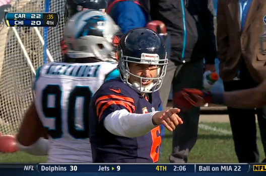 Chicago Bears: Breaking Down Jay Cutler's Game-Winning Drive vs the Panthers