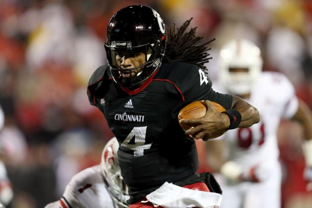 Cincinnati Bearcats Football: Quarterback Position Becoming a Question Mark