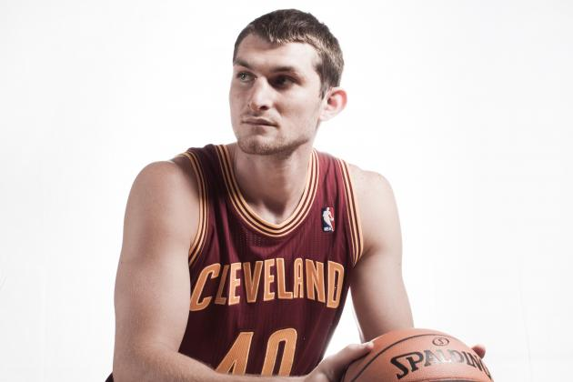Cleveland Cavaliers' Tyler Zeller Setting Own Path from His Basketball Brothers