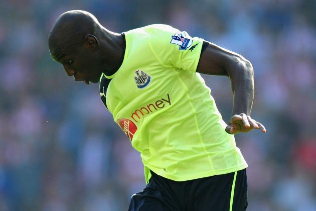 Demba Ba May Miss Liverpool Match