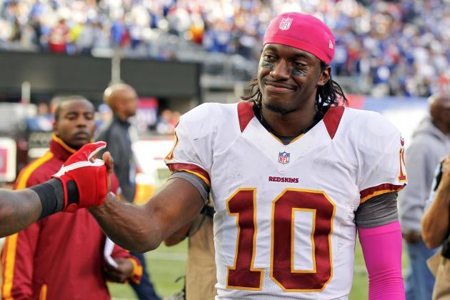 Is Robert Griffin III the Anti-Michael Vick?
