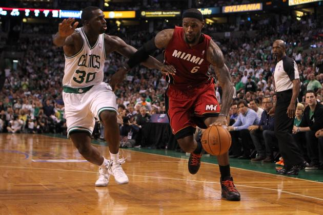 Celtics vs. Heat: LeBron James and Miami Ready to Continue Dominance over Boston