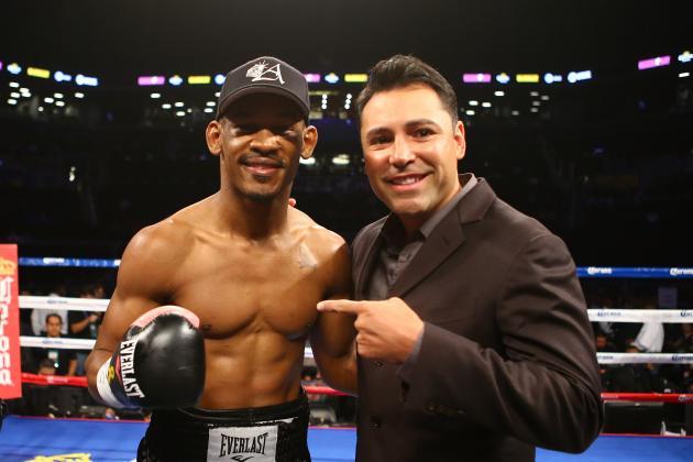 Boxing: Oscar De La Hoya Tweet Reignites Comeback Rumors