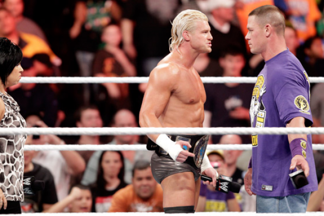 WWE Hell in a Cell 2012 Results: Was Dolph Ziggler the Biggest Loser at the PPV?