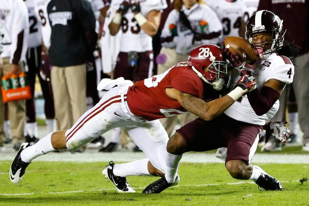 Alabama Football: Looming BCS Controversy Won't Affect Unstoppable Crimson Tide