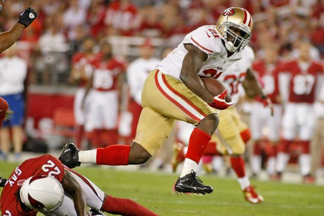 Why Frank Gore Is NFL's Most Underrated Back