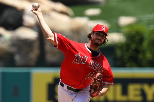 Should the Angels Let Dan Haren and Ervin Santana Go?