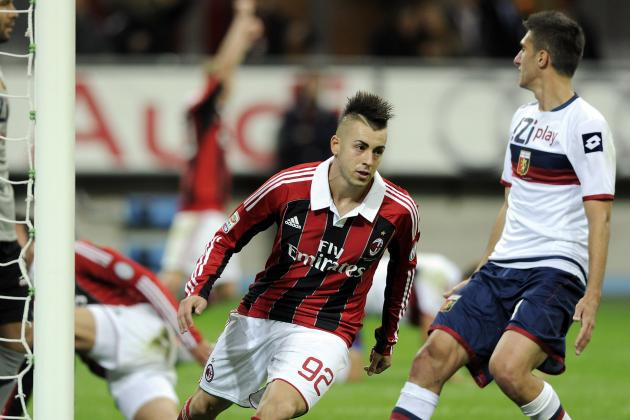 AC Milan Can Build a New Dynasty Around El Shaarawy