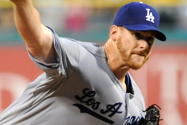 Dodgers' Chad Billingsley Throws Without Pain