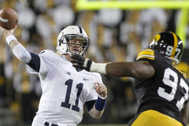 Penn State Football: Matthew McGloin Will Continue Breakout Season vs. Purdue