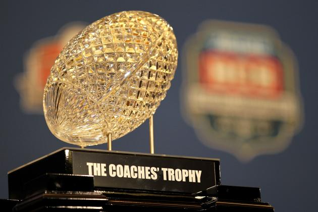 2012 BCS Rankings: How an