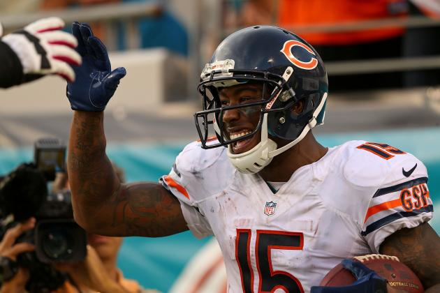 Breaking Down Brandon Marshall's Performance at Midseason Mark