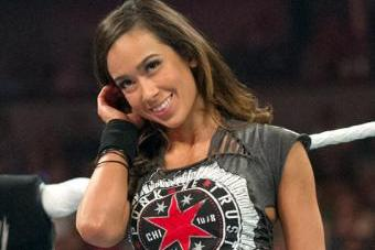 AJ Lee Re-Hired for the WWE Divas Roster, Superstars Matches