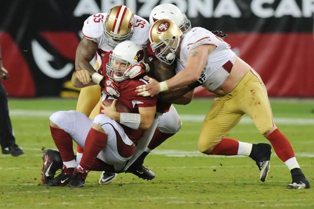 49ers vs. Cardinals: Arizona's Offensive Disaster Escorts Them to 4-4