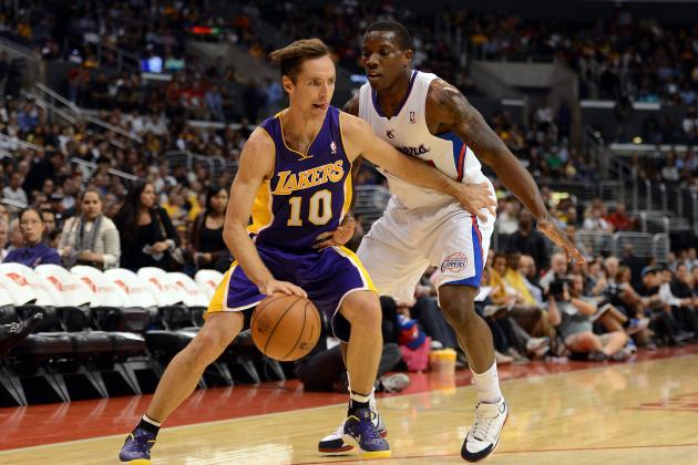 How L.A. Lakers Princeton Offense Will Differ from the Triangle Offense
