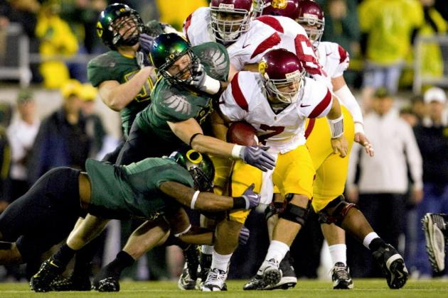 Pac-12: What the USC vs. Oregon Game Could Mean for Their Recruits of 2013