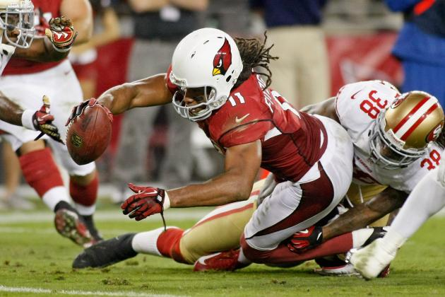 Larry Fitzgerald and the Cardinals Prove the NFL's Concussion Test Is a Joke