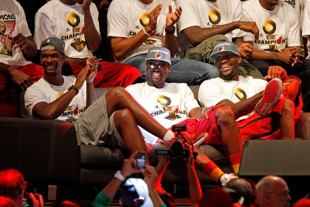 NBA Championship Favorites: Why the 2013 Title Is Miami Heat's for the Taking