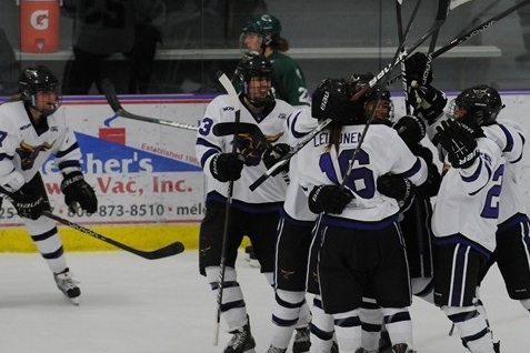 MSU-Mankato Mavericks Sweep of UMD Bulldogs Part of a Great Month