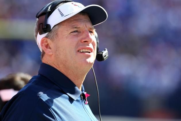 Munchak Lights His Own Chair on Fire and Other Must-Reads from the AFC South