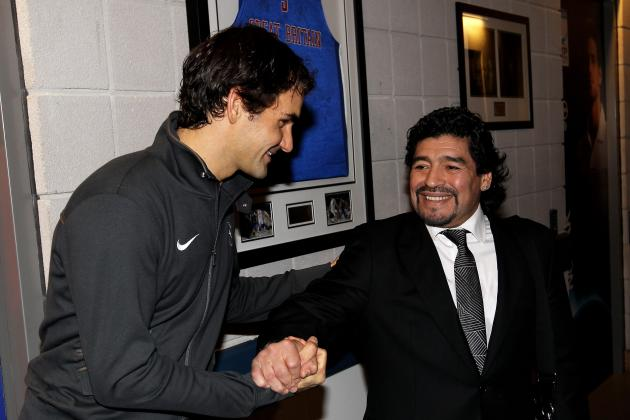 Maradona Linked with Blackburn