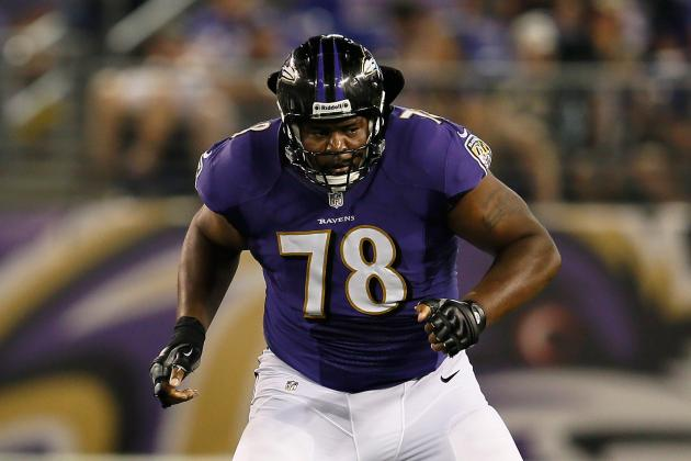 Bryant McKinnie Owes $375,000 for Strip Club Bills: Lawsuit