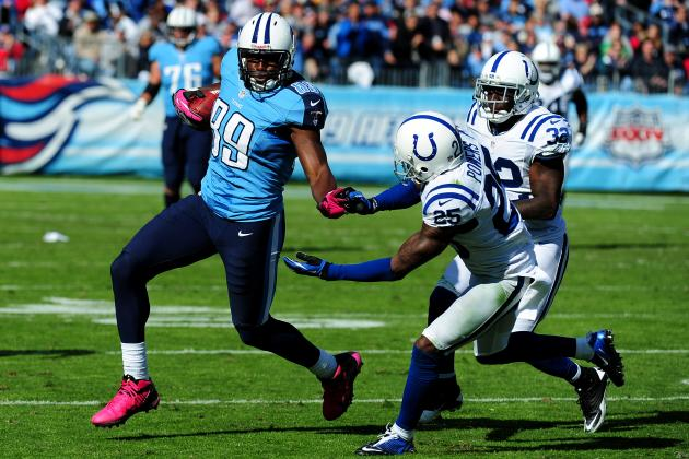 Jared Cook: Top Potential Destinations for Disgruntled Titans TE