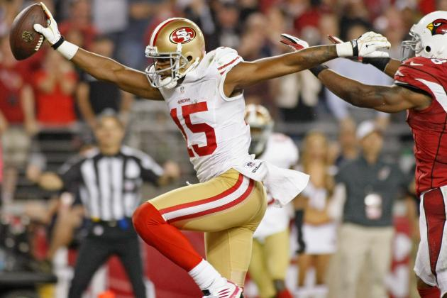Poole: Michael Crabtree Flashes Star Potential