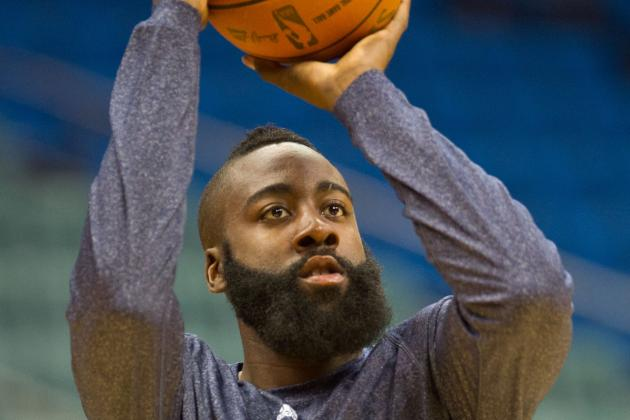 James Harden Doesn't Solve Houston Rockets' Inexperience Issues