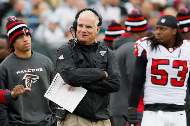 Atlanta Falcons: Mike Smith's New Attitude Provides Plan for First Playoff Win