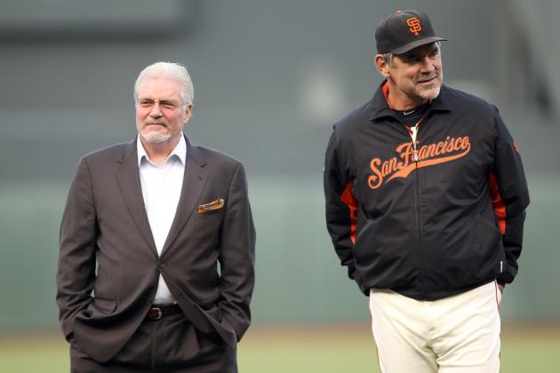 Brian Sabean Has Some Tough Calls to Make This Offseason