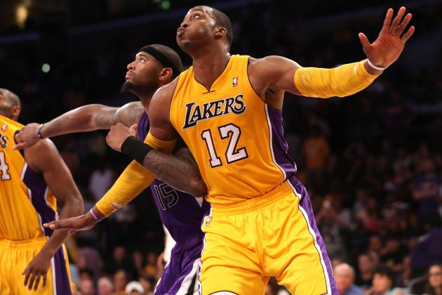 Dwight Howard: Lakers Must Limit Injured Star's Minutes Until Back Is Healthy