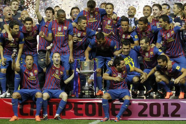 Copa Del Rey: Previewing Alaves vs. Barcelona and Alcoyano vs. Real Madrid
