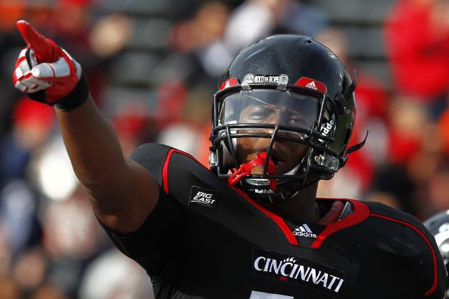 Cincinnati Star DE Walter Stewart's Career Over, His Foster Father Says