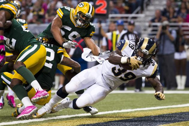 NFL Trade Deadline: Patriots and Packers Should Go After Steven Jackson