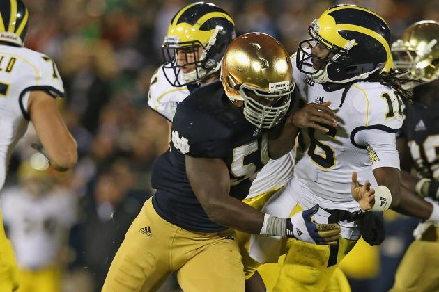 Guess What? Notre Dame's Vaunted Schedule Is Actually Easier Than Advertised