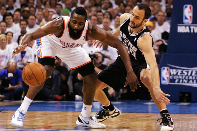 What the James Harden Trade Means for the Spurs