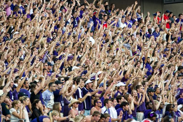 TCU Students Have Mixed Feelings About Rowdy Behavior at Football Games