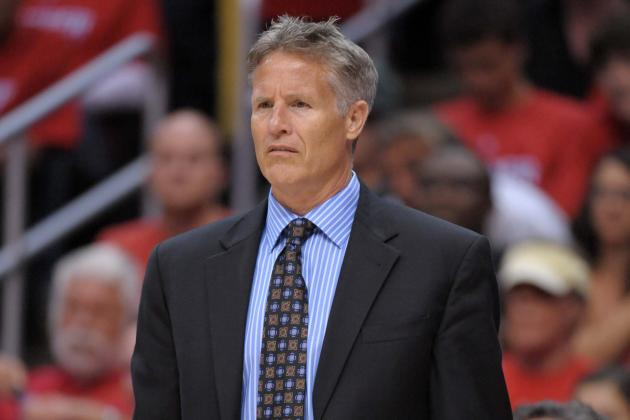 Report: Spurs' Brett Brown Steps Down as Boomers Coach