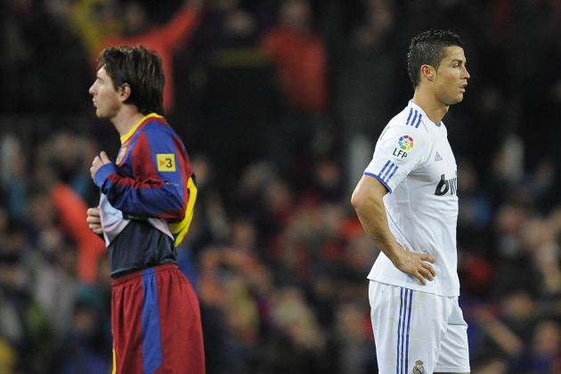 Lionel Messi, Cristiano Ronaldo in the Race for 2012 Ballon D'Or