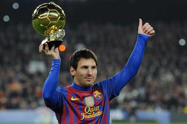 FIFA Ballon d'Or: Lionel Messi, Cristiano Ronaldo Lead Shortlist for Award