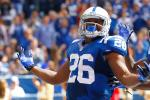 Colts Cut Veteran RB
