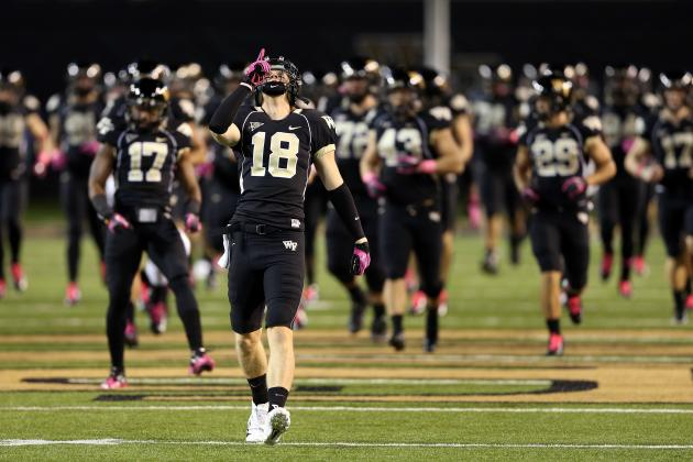 Boston College vs. Wake Forest: TV Schedule, Live Stream, Radio, Game Time, More