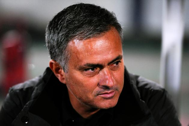 Real Madrid's Mourinho Believes La Liga Title Is Alive