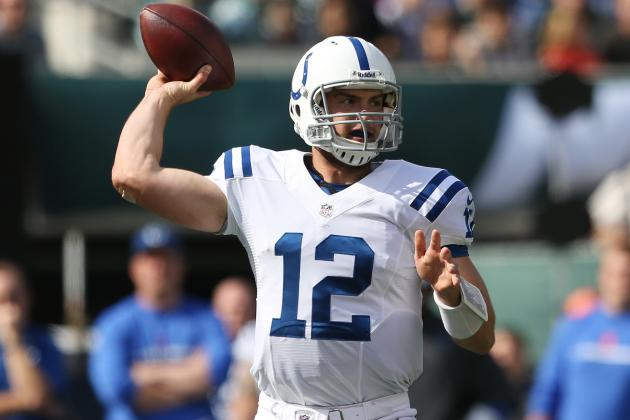 Andrew Luck: Why Colts Rookie QB Will Lead the Team to the 2012 NFL Playoffs