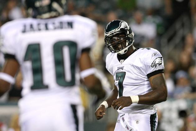 DeSean Jackson: Michael Vick Is Still Our Quarterback, and Still Elite